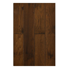 East West Furniture Sango Premier Wood Flooring With Spice Brown SP-5HH04