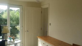 Loft conversion Studley Grange rd W7