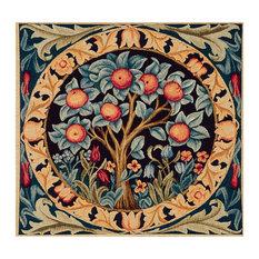 W. Morris Orange Tree European Cushion