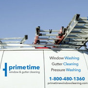 Prime Time Window and Gutter Cleaning, Inc.s foto