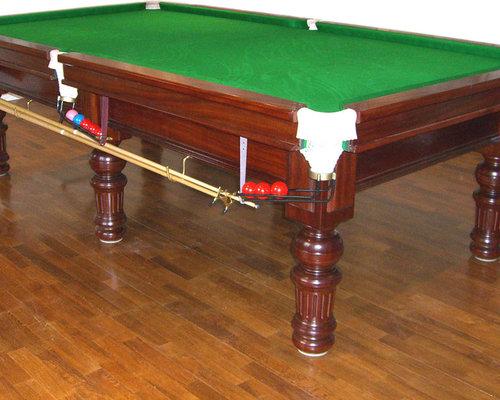 10ft John Bennett Snooker Table