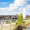 Houzz Tour: Galen drömutsikt från en av Stockholms bästa balkonger