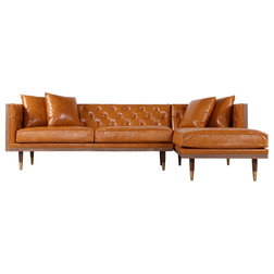 Midcentury Sectional Sofas by Kardiel