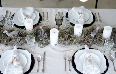 Houzz Call: Show Us Your Festive Holiday Tablescape