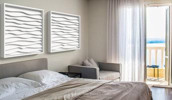 Wave   Wall Art by Pattern Shape