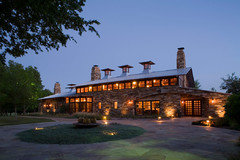 Roots Of Style Ranch Architecture Roams Across The U S