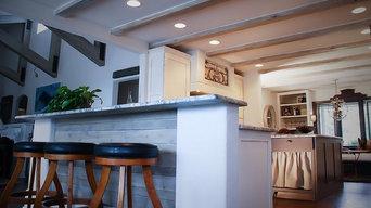 Rustic Elegant Kitchen Remodel