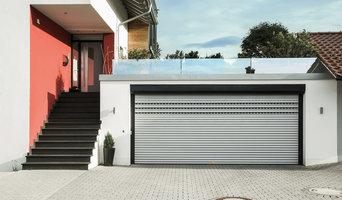 ROMA Silento 2 Aluminium-Garagentore in Hannover