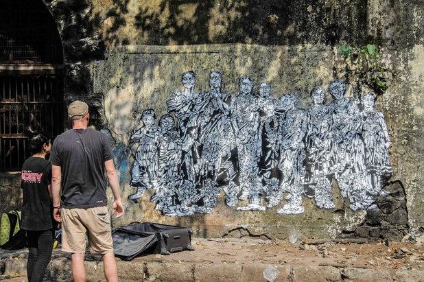 St+art Mumbai 2017 Reignites The City With Spellbinding Creations