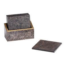 Cyan Arless Coasters 10720, Grey