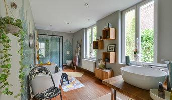 Décoration et rénovation d'une Maison 1930 style Bourgeois/Contemporain/Bohême