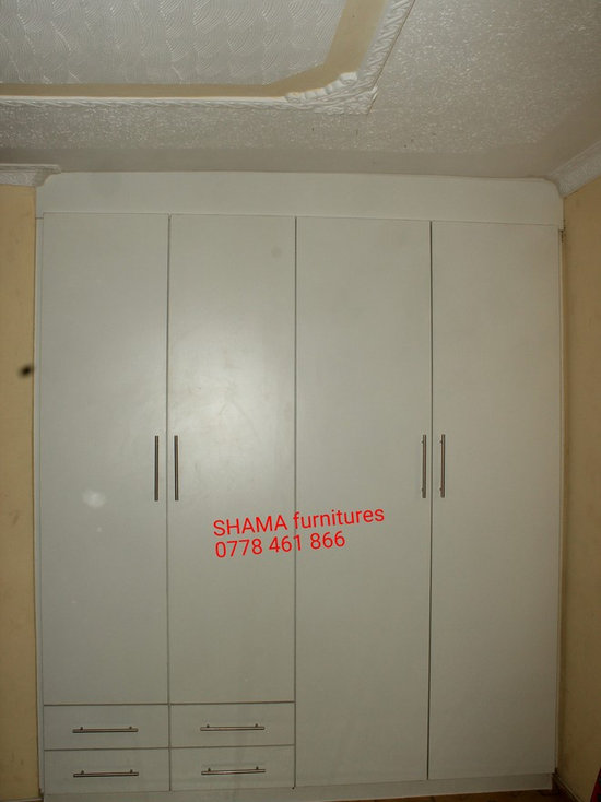 Modern Furniture Zimbabwe fitted wardrobes- zimbabwe