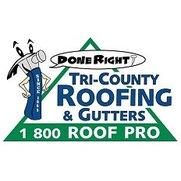 Foto de Tri-County Roofing & Gutters