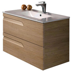 Contemporary Bathroom Vanities And Sink Consoles by Concept Design Products