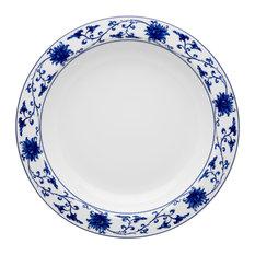 Lazuli Deep Round Plate