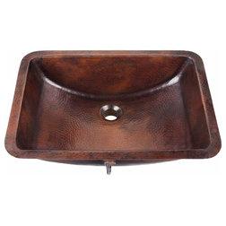 Rustic Bathroom Sinks by SINKOLOGY