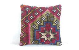 Turkish Kilim Cushion by Decolic