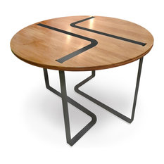 - Table SANGLE - Design Jocelyn DERIS - Table à manger