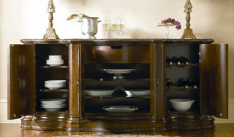 Bolero Castile Dining Credenza with 4 Doors by Universal