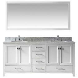 Spectacular Transitional Bathroom Vanities And Sink Consoles by Modern Bath House