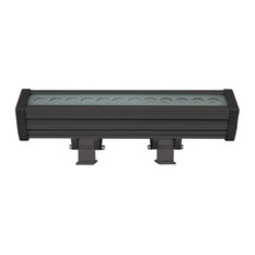 BH Series 154375UK DMX 15W X18 LED Wall Wash Bar