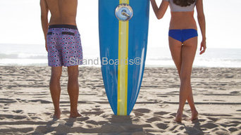 Outdoor Surfboard Showers