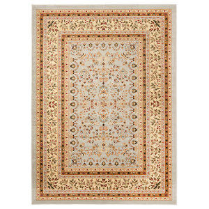 "Safavieh Cherwell Woven Rug, Gray and Beige, 5'3""x7'6"""