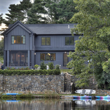 House on First Lake