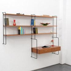 mid century b cherregale. Black Bedroom Furniture Sets. Home Design Ideas