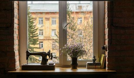 До и после: «Сталинка» в Новосибирске с «бабушкиным» ремонтом