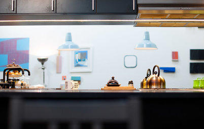 My Houzz: Turning an Industrial Shell Into a Stylish Home