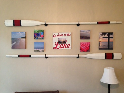 Here Is A Link That Might Be Useful Original Thread Re Hanging Oars