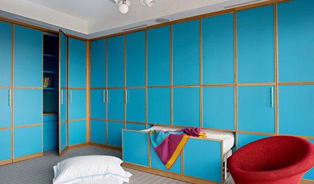 Вопрос: Как спрятать кровать в однокомнатной квартире