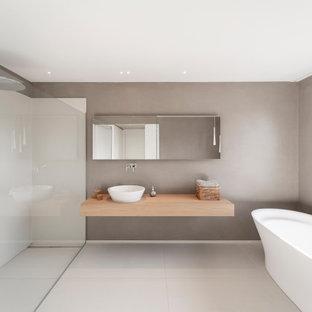 Esempio di case e interni minimalisti
