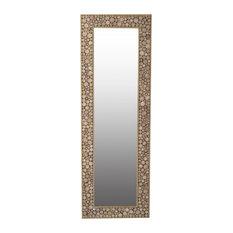 BELSSIA - Tree Trunks Mirror, 55x160 cm - Wall Mirrors