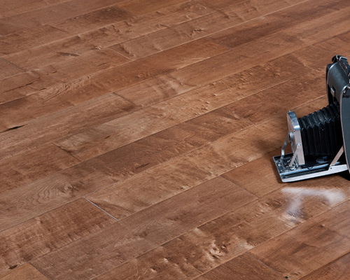 Hand Scraped Hardwood Flooring Reviews home flooring wood flooring engineered hardwood floors all products Garrison Ii Distressed Maple Chestnut Hardwood Flooring Engineered Wood Flooring