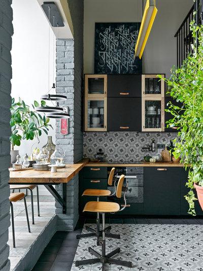 Лофт Кухня by Totaste.studio | Виктор Штефан