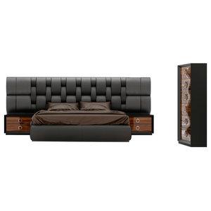 Klass 112 Bed Set, King Set