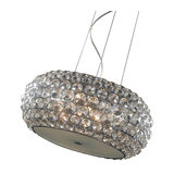 Star Crystal Pendant Light, Small