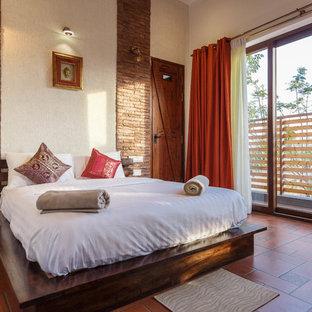 Foto på ett orientaliskt hem
