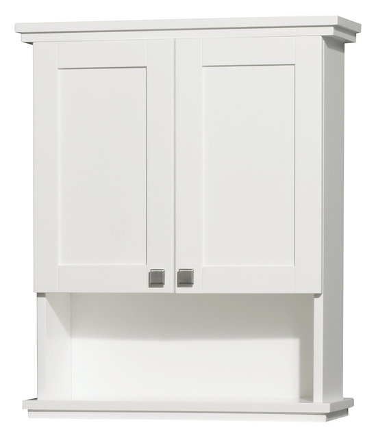 bathroom wall mounted storage cabinets. Acclaim Oak Bathroom Wall-Mounted Storage Cabinet, White Wall Mounted Cabinets Houzz