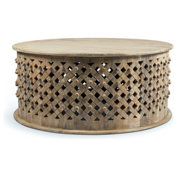 Beach Style Coffee Tables by Houzz