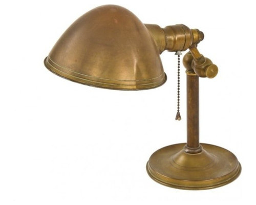 Vintage Desk And Standing Lighting   Table Lamps