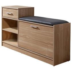 Modern Shoe Storage by Five Star Furniture