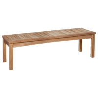 """59"""" Tucson Backless Bench"""