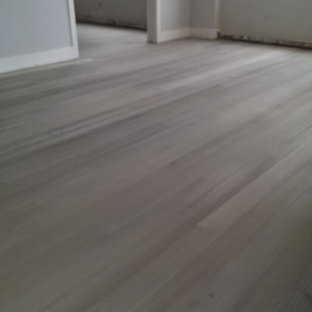 Whitewashed Floors Houzz