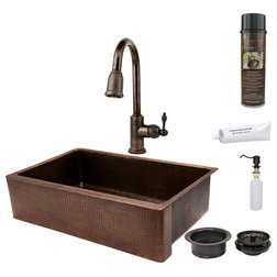 Rustic Kitchen Sinks by HomeProShops