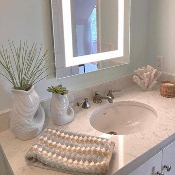 Rockport Residence, master bath