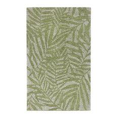 "Savannah Olive Branches Indoor Rug, Green, 8'3""x11'6"""