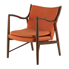 50 Most Popular Square Arm Armchairs And Accent Chairs For ...